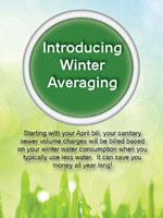 Winter Averaging cover