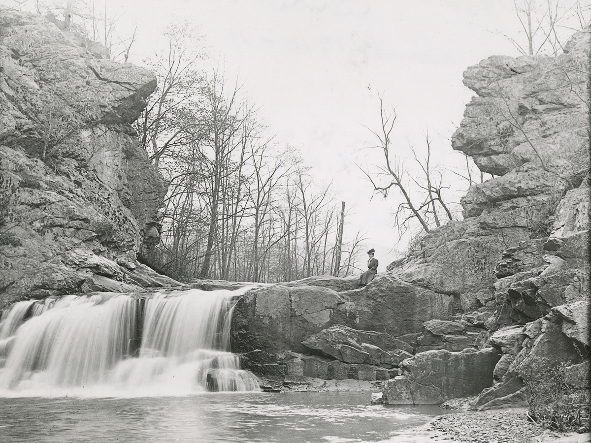The Falls on Carvins Creek