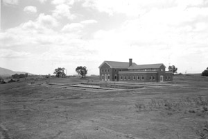 Carvins Cove Water Treatment Facility 1947