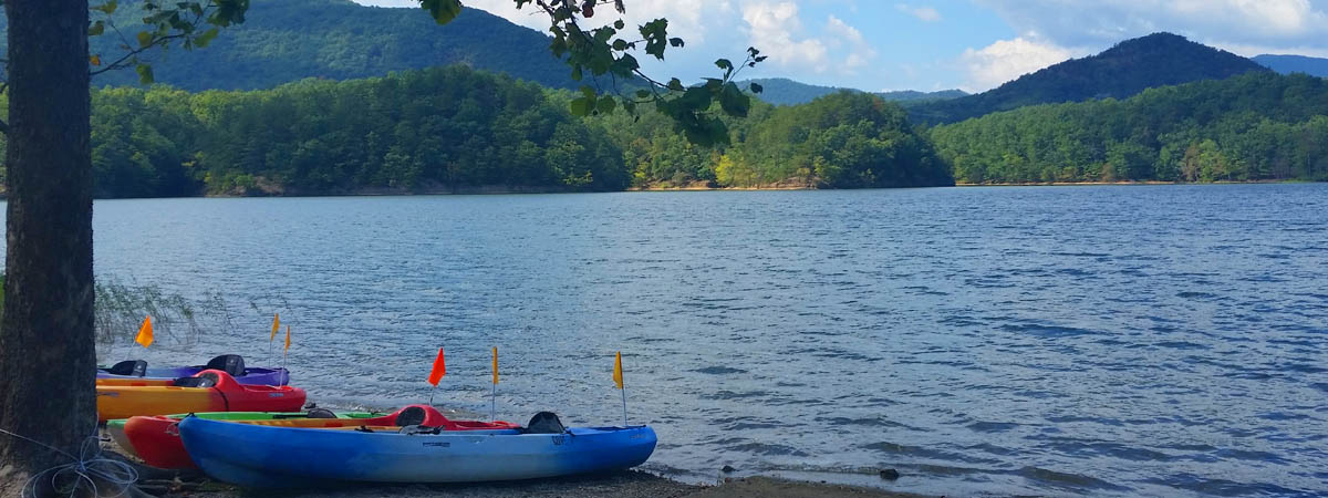 Carvins Cove Natural Reserve | Western Virginia Water Authority