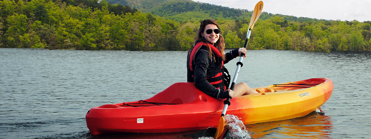 Boating and Fishing | Western Virginia Water Authority