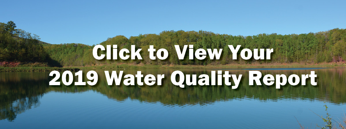 Water Quality Report promotion